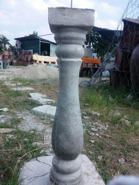 con tiện bê tông cao 60 cm