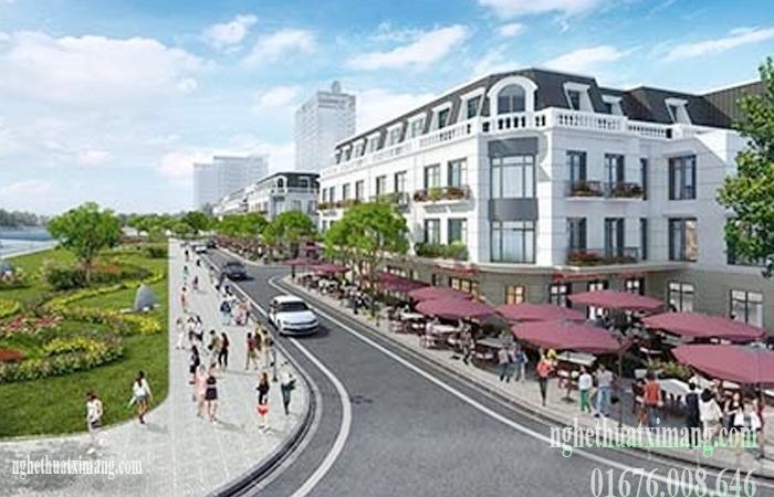 Tổng thể dự án Vinhomes Tuyên Quang
