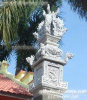 Cột đồng trụ trang trí nhà thờ