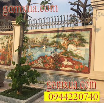 Nghệ thuật tạo hình trên nền gốm Phù Lãng Bắc Ninh