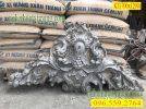 Mẫu hoa văn xi măng tại xưởng sản xuất Lâm Tùng