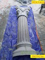 Mẫu thân cột xi măng đẹp cho thiết kế cổ điển