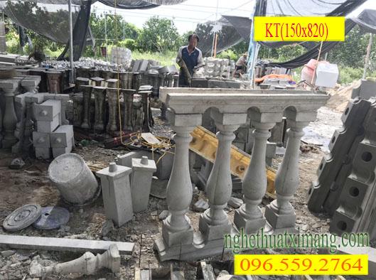 Thự tế xưởng sản xuất con tiện bê tông Lâm Tùng